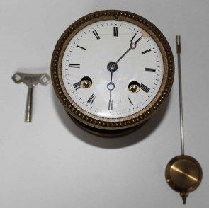 Die Uhr ist ein neues Exponat im Humberghaus