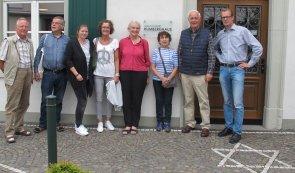Johanna Reiss besucht das Humberghaus