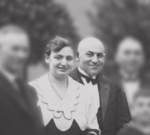 Rosette and Wilhelm Humberg